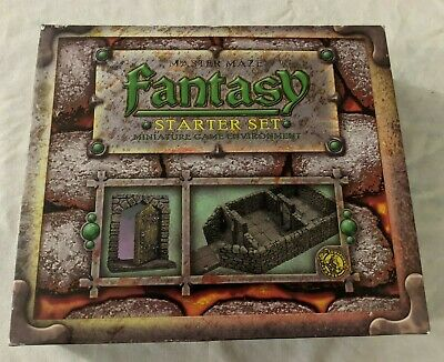 $ CDN75.95 • Buy Dwarven Forge Fantasy RPG Miniature Resin Wargame Scenery Starter Set MM022