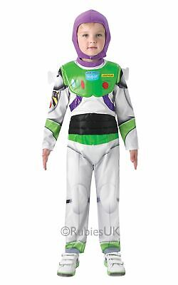 £21.99 • Buy Boys Deluxe Buzz Lightyear Costume Child Toy Story 4 Outfit Kids