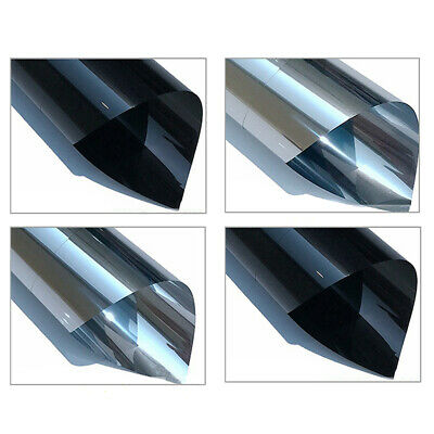 One-way Mirror Window Film Glass Sticker Reflective Insulation Home Car • 5.28£