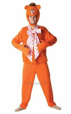 £17.99 • Buy Adult Costume Mens Costumes Fozzy Bear Muppets