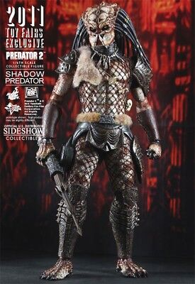 $ CDN419.99 • Buy Hot Toys SHADOW Predator 2 14  1/6 Scale Sideshow Exclusive MMS154 - NEW SEALED