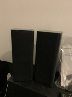 Sony HT-RT5 5.1 Wireless Home Cinema Subwoofer And Speakers. No Sound Bar. • 95£