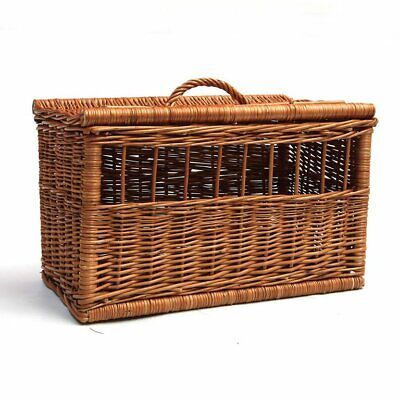 Prestige Wicker Pet Cat Carrier Basket, Extra-Large, 60 Cm  • 43.67£