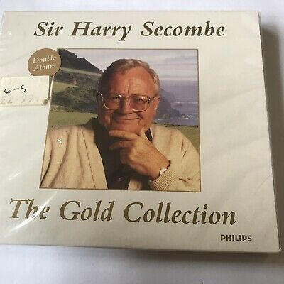Sir Harry Secombe Gold Collection 2001 Philips New And Sealed • 7£