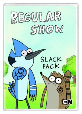 CHILDREN/FAMILY-Regular Show: Slack Pack (US IMPORT) DVD NEW • 8.41£