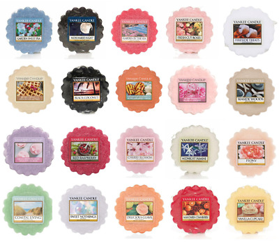 Yankee Candle Wax Melts Tarts Scented Fragrance Candles Melt Tart Variety • 2.49£