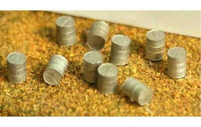 LANGLEY MODELS A55 N SCALE 10 Oil Drums • 4.30£