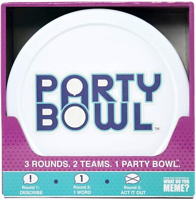 AU21.75 • Buy Party Bowl By What Do You Meme? Card Game