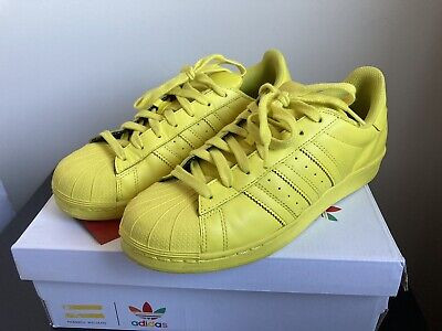 $ CDN55 • Buy Adidas Superstar Supercolor Pack Byello Mens Sneakers Size 9
