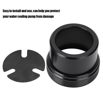 AU16.65 • Buy Water Cooling Pump Protective Cover Aluminum D5 Water Pump Protection Pump