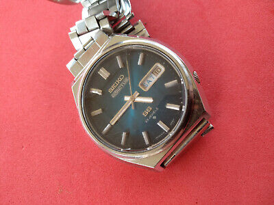 $ CDN266.19 • Buy Rare Vintage Seiko 5 Actus Ss 23 Jewels Automatic Stainless Steel Watch _299