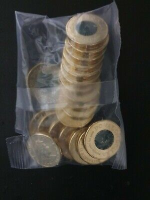 AU35 • Buy Australian $1 2020 Donation Coin Mint Bag Of 20 Coins Uncirculated