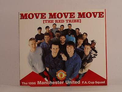 The 1996 Manchester United F.a. Cup Squad Move Move Move (the Red Tribe) (k8) 3 • 2.46£