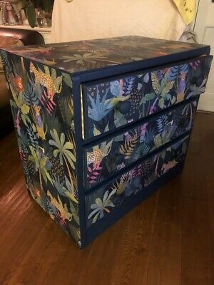 Beautiful Upcycled Child's Chest Of Drawers • 175£