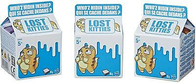 Lost Kitties Blind Box Pack 3 Figures And Accessories • 6.95£