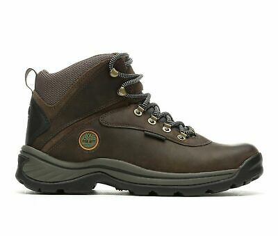 £53.05 • Buy Timberland White Ledge Mid Waterproof Ankle Hiking Boot Brown-- Clearance--15US