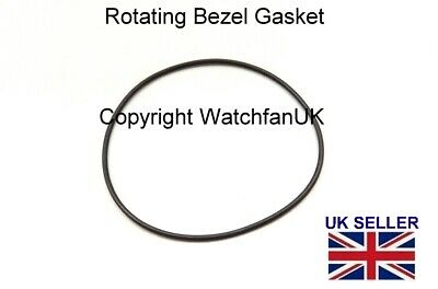 £9.99 • Buy BEZEL GASKET FOR SEIKO 6309-836A Replaces 0Z3444B