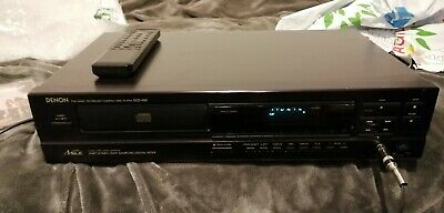 Reduced To Sell Classy Denon DCD-695 CD Player With Remote Adjustable Output VGC • 55£