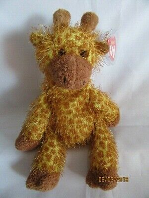 £9.99 • Buy Ty Beanie Punkies - Tree-top - Giraffe - Mint - Retired With Tags