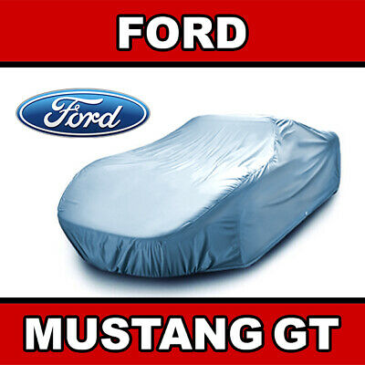 $59.99 • Buy Fits. [FORD MUSTANG GT] CAR COVER ☑️ 100% Waterproof ☑️ All-Weather ✔CUSTOM✔FIT