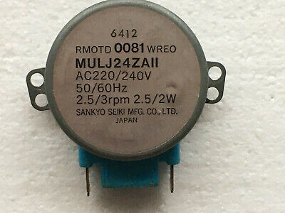 Microwave Synchronous Motor Mulj24za11 • 8.99£