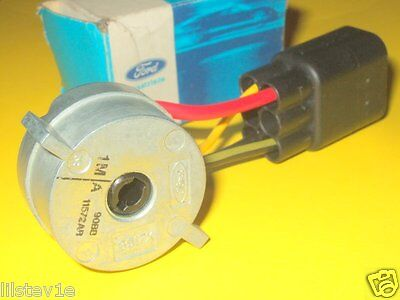 NEW GENUINE FORD SIERRA/RS/COSWORTH/4x4/XR4i/IGNITION/SWITCH/SAPPHIRE/STARTER • 23.99£