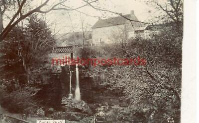 Real Photo Postcard Of Cock Mill, Whitby (near Sleights) North Yorkshire By Ross • 30£