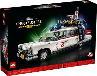 AU399 • Buy Brand New LEGO 10274 CREATOR EXPERT - Ghostbusters™ ECTO-1