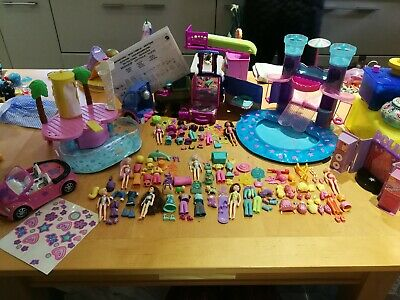 Huge Massive Joblot Bundle Original POLLY POCKET  • 60£