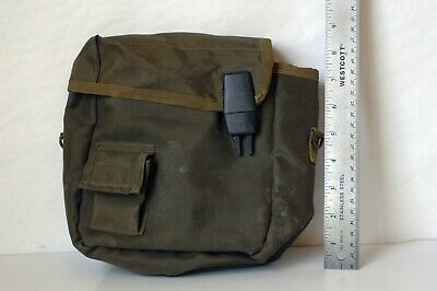 $ CDN12.08 • Buy Vintage US Army Military 2 Quart Desert Water Canteen Cover As Is