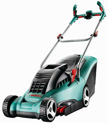 Bosch Rotak 34 Ergoflex Electric Rotary Lawnmower 34cm 1400w Power Drive • 149.95£