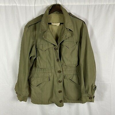 $135 • Buy Wwii US Army M1943 Field Jacket Named