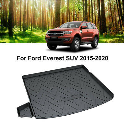 AU50.31 • Buy Waterproof Dustproof Rubber Cargo Mat Boot Liner For Ford Everest SUV 2015-2020