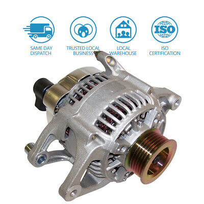 AU169 • Buy 90A Alternator For Jeep Grand Cherokee 2.5 4.0 5.2 XJ ZJ Petrol ERH MX 1983-2001