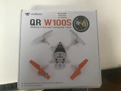 £40 • Buy Walkera QR W100S Wi-Fi FPV Micro Quad-Copter Drone - IOS & Android Compatible
