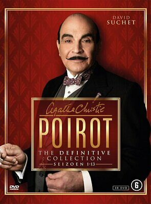 Poirot - Complete Collection - DVD • 49.90£