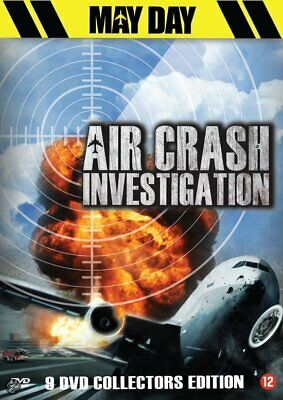 May Day Air Crash Investigation - DVD • 19.90£