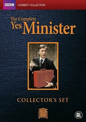 Yes Minister - Complete Collection - DVD • 27.90£