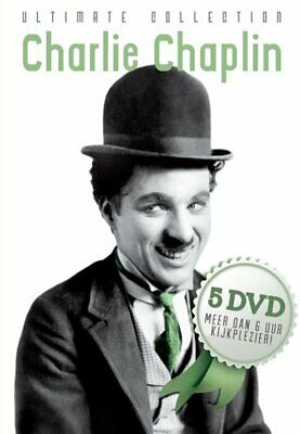 Charlie Chaplin - Ultimate Collection Box - DVD • 13.90£