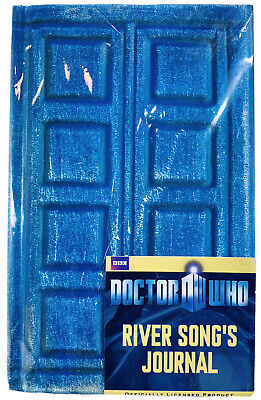 RIVER SONGS JOURNAL 2012 Doctor Who Bif Bang Pow Notebook TV SciFi  2010s New • 26.12£
