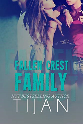 AU20.43 • Buy Tijan-Fallen Crest Family (US IMPORT) BOOK NEW