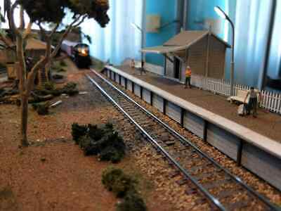 AU61 • Buy Ho Scale NSWGR A-1 Station And Platform With Picket Fence