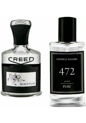 FM 472 Pure Collection Federico Mahora Perfume 50ml Parfum For Men Save £230Gift • 15.99£