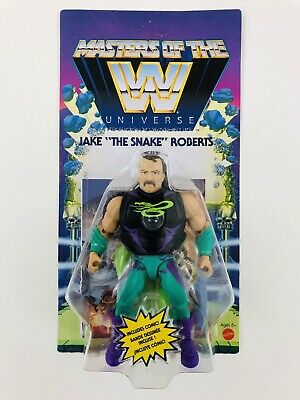 $29.69 • Buy Masters Of The WWE Universe: Jake The Snake Roberts - Wave 4