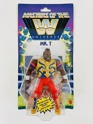$33.99 • Buy Masters Of The WWE Universe: Mr. T - Wave 4