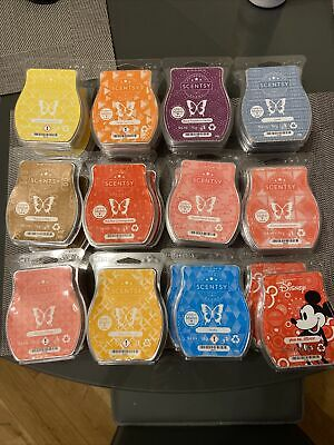 Scentsy Wax Bars, New, In Stock Ready To Post, Pay One Postage  • 7.25£