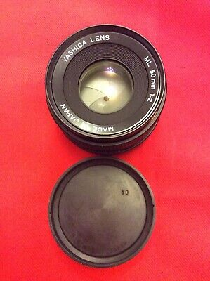 For Fuji X Mount YASHICA ML 50mm F2 Fast Lens X-T2, X-A5 Etc • 32£