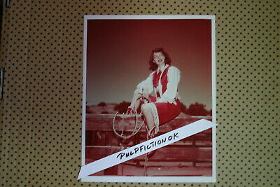 Ava Gardner Vintage Used Press Agency Promo Colour Photograph Film Actress • 12.95£