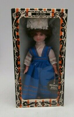Vintage Rexard Doll - Miss Brittany • 4.99£