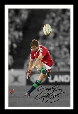 £15.99 • Buy Leigh Halfpenny - 2013 British Lions Autograph Signed & Framed Photo